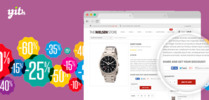 Thumbnail Yith Share For Discounts PRO for Woocommerce