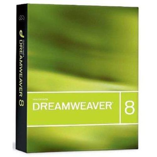 Product picture Adobe DreamWeaver 8 - ACTIVATED ready to install